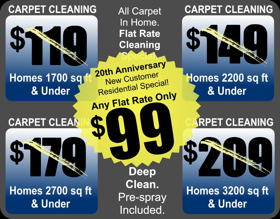 CompleteCarpet Pricingweb 20Anniversary