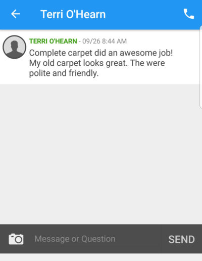 Carpet Cleaning Tulsa Terri