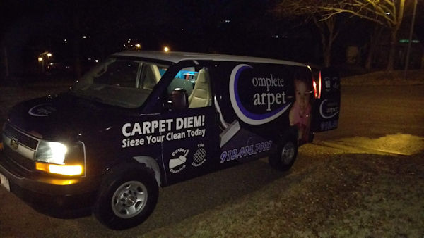 Carpet Cleaning | Here At Complete Carpet, We Care!