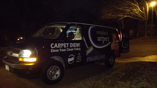 Tulsa Carpet Cleaning | No One Compares To Us